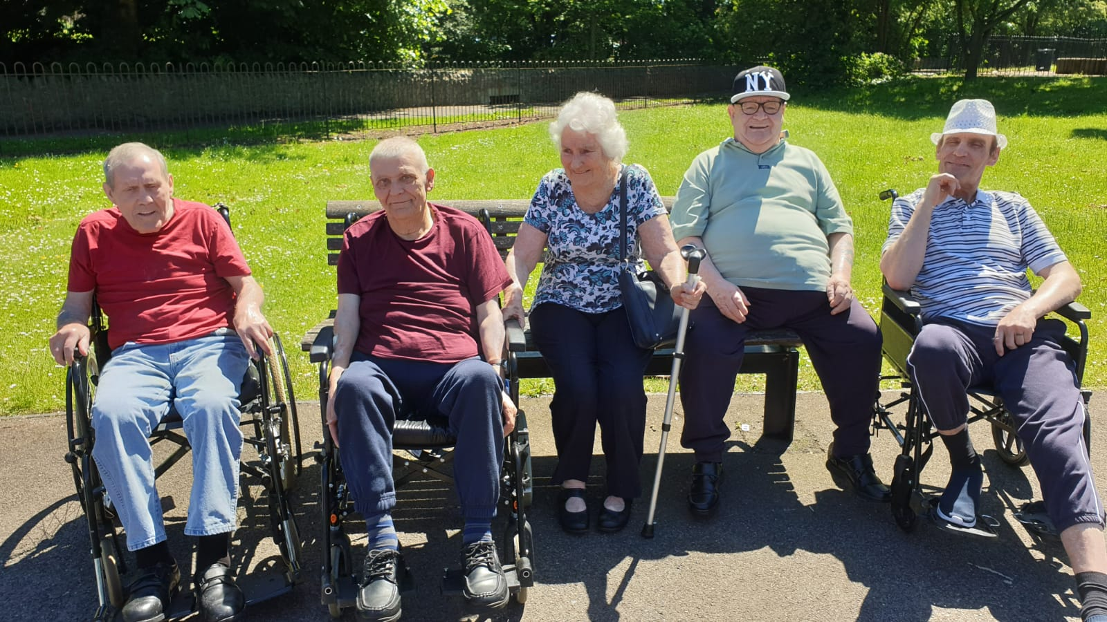 A walk in the park!: Key Healthcare is dedicated to caring for elderly residents in safe. We have multiple dementia care homes including our care home middlesbrough, our care home St. Helen and care home saltburn. We excel in monitoring and improving care levels.
