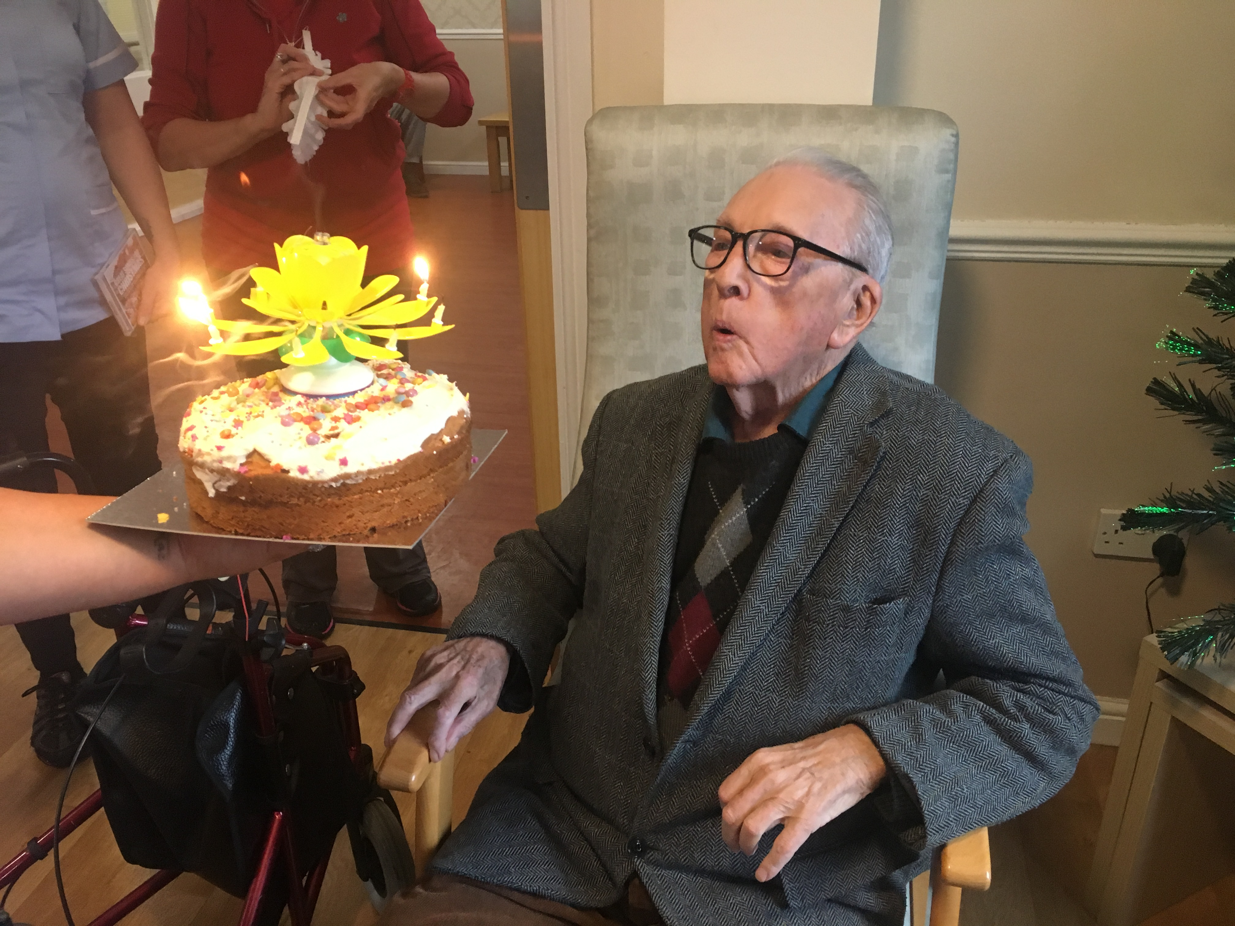 Special Birthday Celebrations at Four Seasons Care Centre: Key Healthcare is dedicated to caring for elderly residents in safe. We have multiple dementia care homes including our care home middlesbrough, our care home St. Helen and care home saltburn. We excel in monitoring and improving care levels.