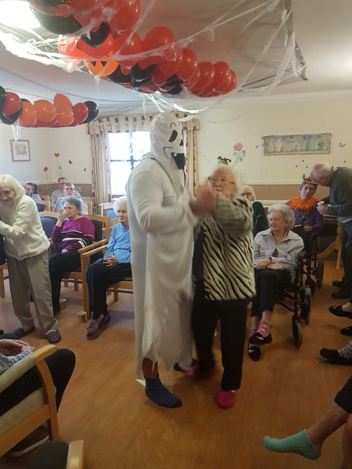 Ghost Busters or Dancers!: Key Healthcare is dedicated to caring for elderly residents in safe. We have multiple dementia care homes including our care home middlesbrough, our care home St. Helen and care home saltburn. We excel in monitoring and improving care levels.