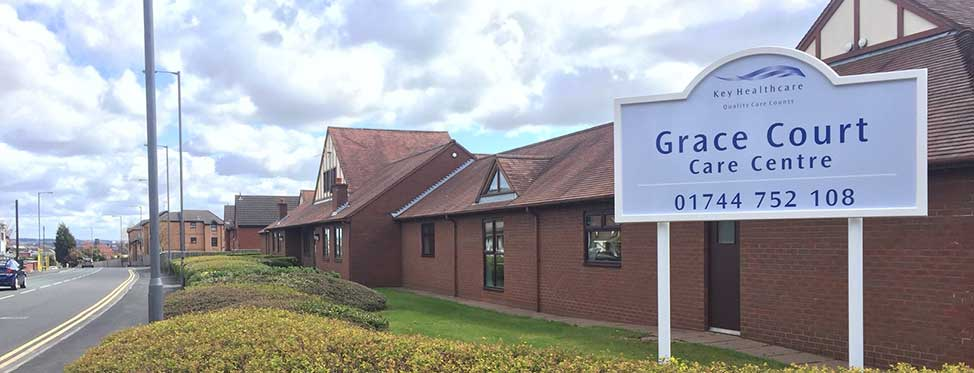 key healthcare grace court care centre st helens