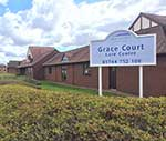 Grace Court Care Centre: Key Healthcare provide a level of care that takes pride in creating a comfortable, home-from-home atmosphere where every resident is treated with dignity. We have a care home st helens, a care home middlesborough and dementia care homes for a wide range of care needs. It is important to us to feel right at home in our care centres.