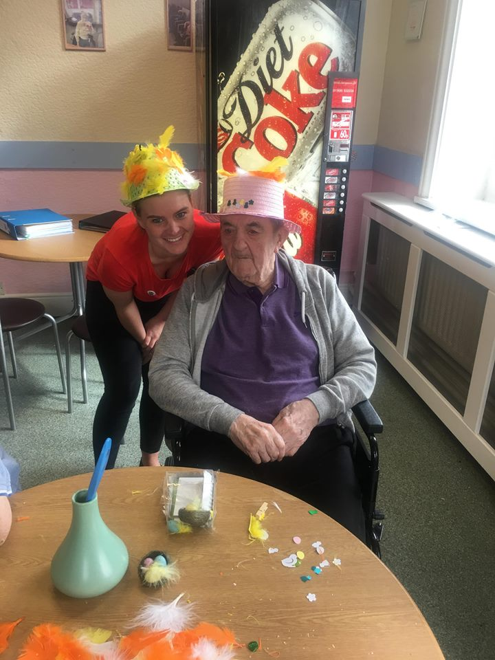 Easter at Victoria House 2018: Key Healthcare is dedicated to caring for elderly residents in safe. We have multiple dementia care homes including our care home middlesbrough, our care home St. Helen and care home saltburn. We excel in monitoring and improving care levels.