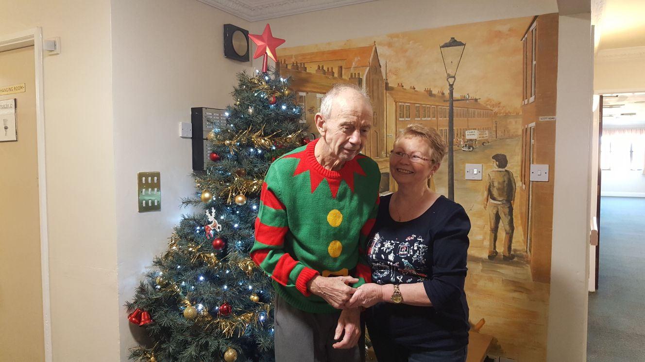 Christmas Jumper Day 2017: Key Healthcare is dedicated to caring for elderly residents in safe. We have multiple dementia care homes including our care home middlesbrough, our care home St. Helen and care home saltburn. We excel in monitoring and improving care levels.