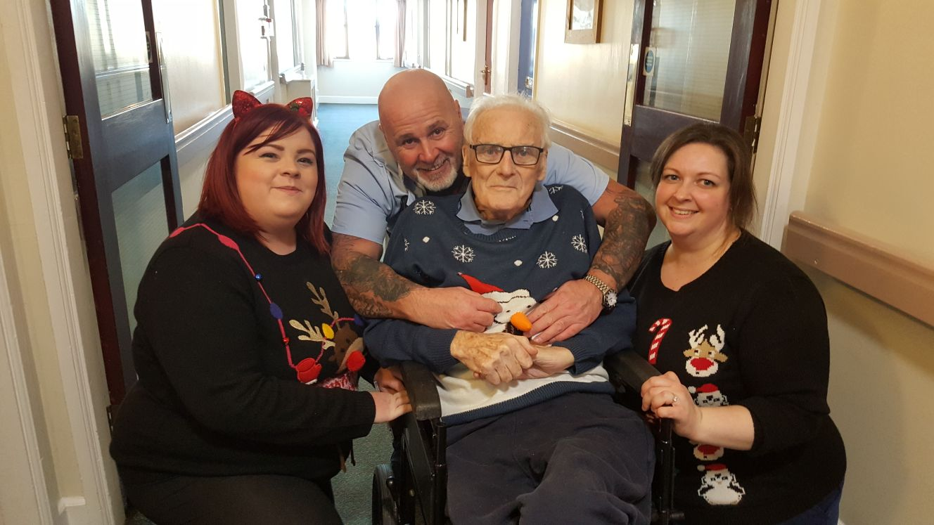 Christmas Jumper Day 2017 1: Key Healthcare is dedicated to caring for elderly residents in safe. We have multiple dementia care homes including our care home middlesbrough, our care home St. Helen and care home saltburn. We excel in monitoring and improving care levels.