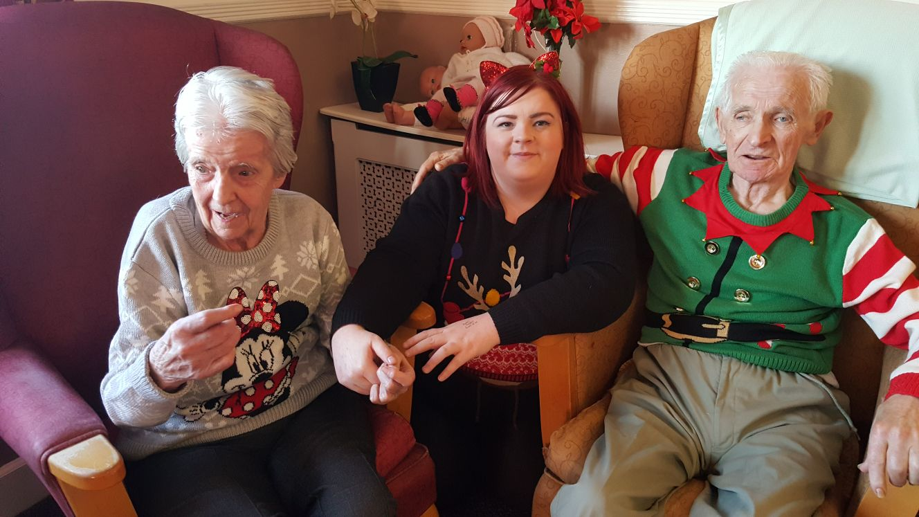 Christmas jumper day 3: Key Healthcare is dedicated to caring for elderly residents in safe. We have multiple dementia care homes including our care home middlesbrough, our care home St. Helen and care home saltburn. We excel in monitoring and improving care levels.