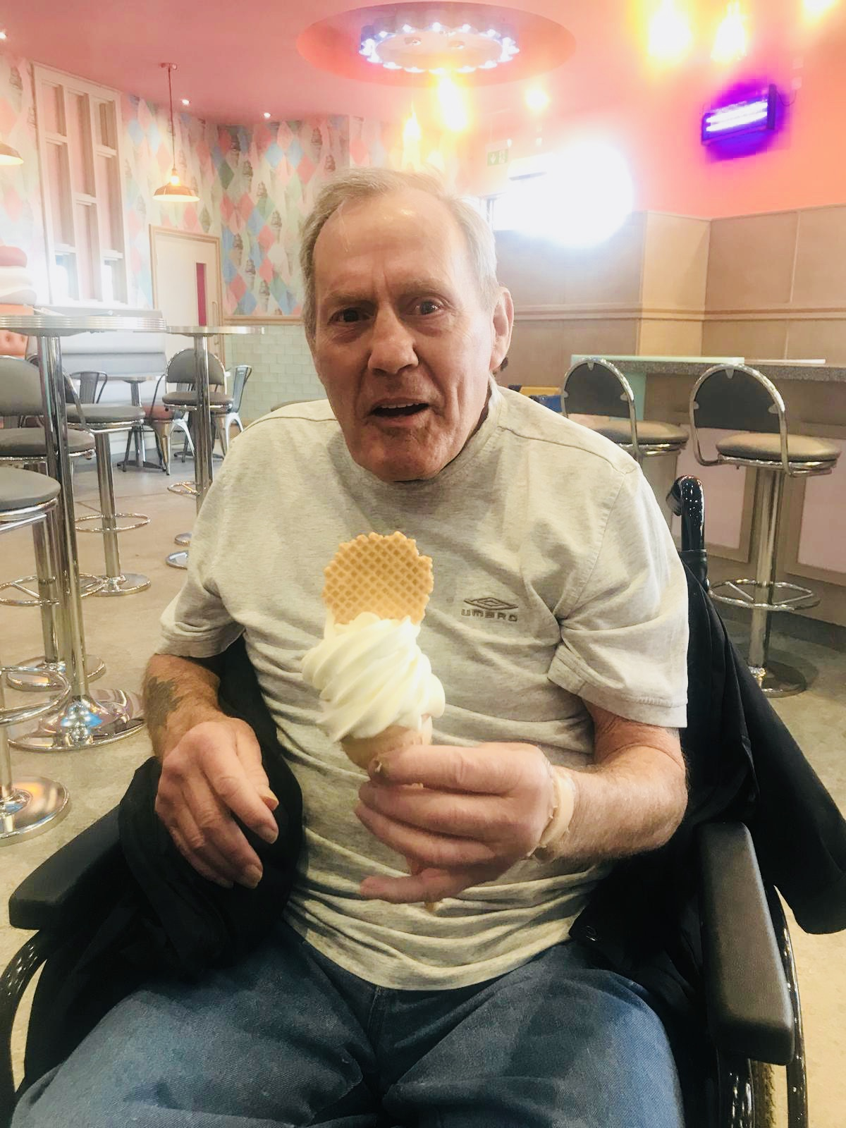 Ice Cream Treat: Key Healthcare is dedicated to caring for elderly residents in safe. We have multiple dementia care homes including our care home middlesbrough, our care home St. Helen and care home saltburn. We excel in monitoring and improving care levels.