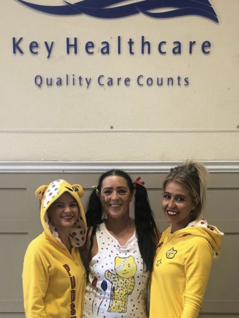 Children In Need 8: Key Healthcare is dedicated to caring for elderly residents in safe. We have multiple dementia care homes including our care home middlesbrough, our care home St. Helen and care home saltburn. We excel in monitoring and improving care levels.
