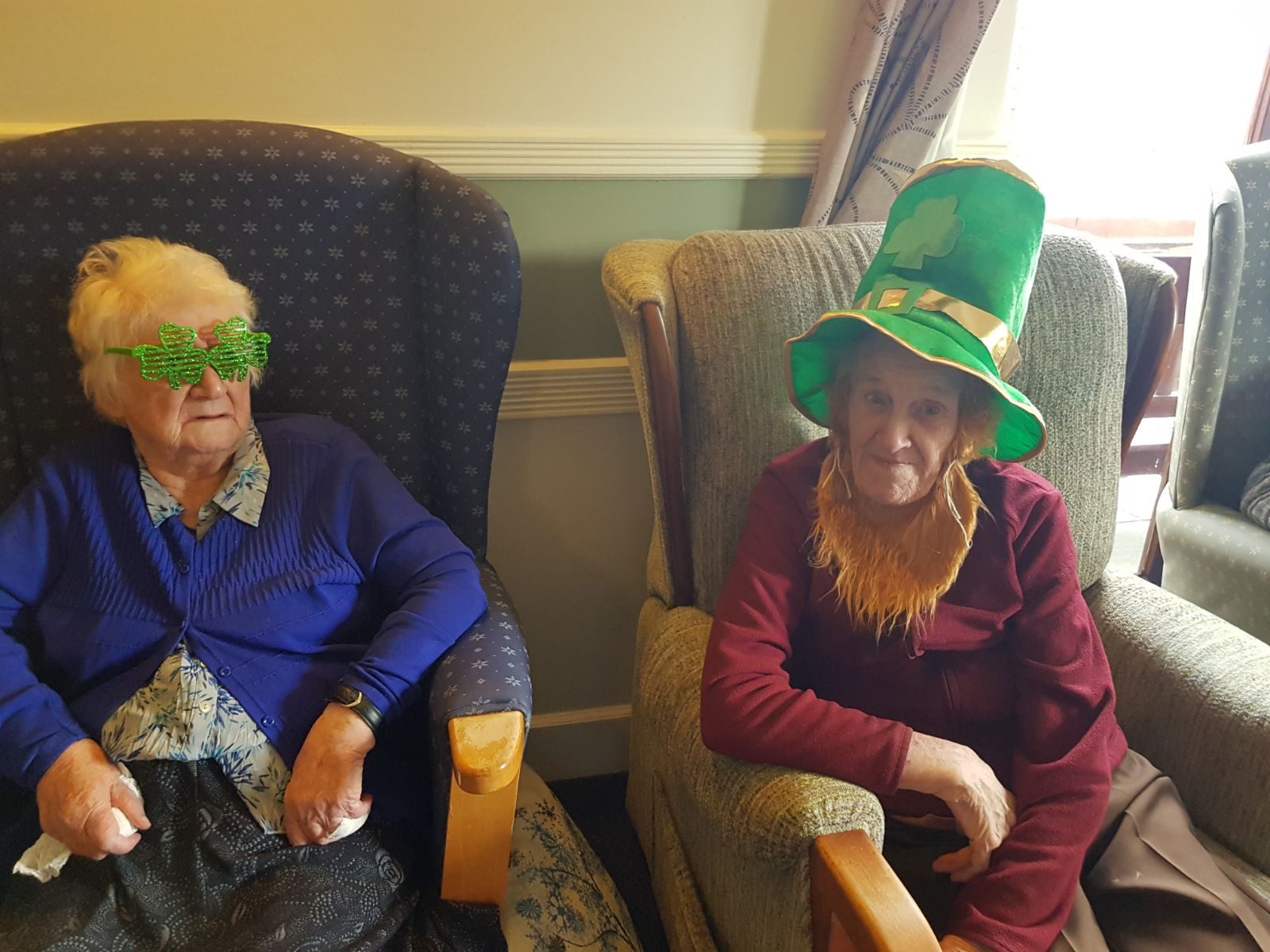 St Patrick's Day 2018: Key Healthcare is dedicated to caring for elderly residents in safe. We have multiple dementia care homes including our care home middlesbrough, our care home St. Helen and care home saltburn. We excel in monitoring and improving care levels.
