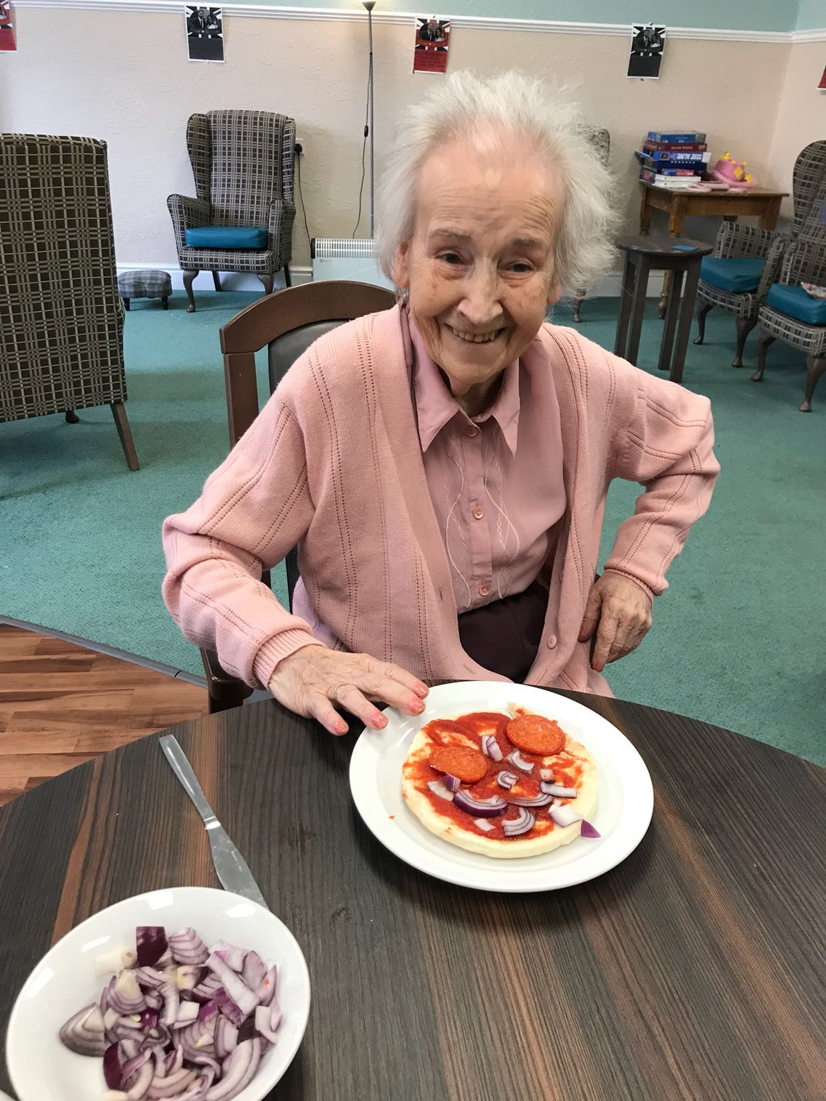 Pizza Making 2018: Key Healthcare is dedicated to caring for elderly residents in safe. We have multiple dementia care homes including our care home middlesbrough, our care home St. Helen and care home saltburn. We excel in monitoring and improving care levels.