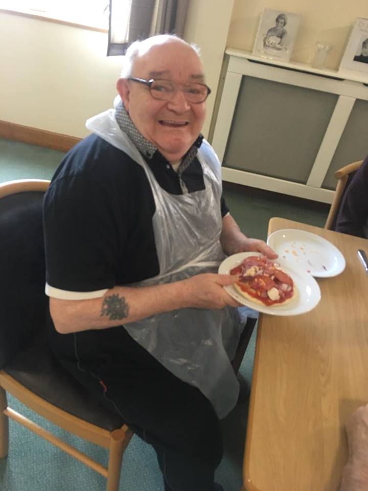 Pizza Making at VH October 2017: Key Healthcare is dedicated to caring for elderly residents in safe. We have multiple dementia care homes including our care home middlesbrough, our care home St. Helen and care home saltburn. We excel in monitoring and improving care levels.