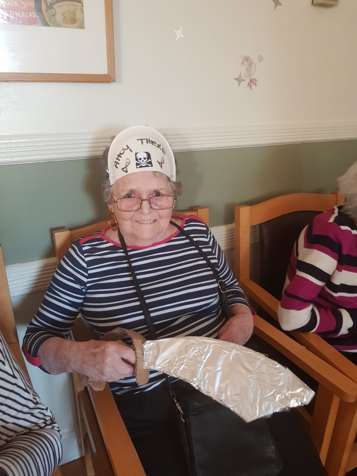 Pirate at Elizabeth Court: Key Healthcare is dedicated to caring for elderly residents in safe. We have multiple dementia care homes including our care home middlesbrough, our care home St. Helen and care home saltburn. We excel in monitoring and improving care levels.