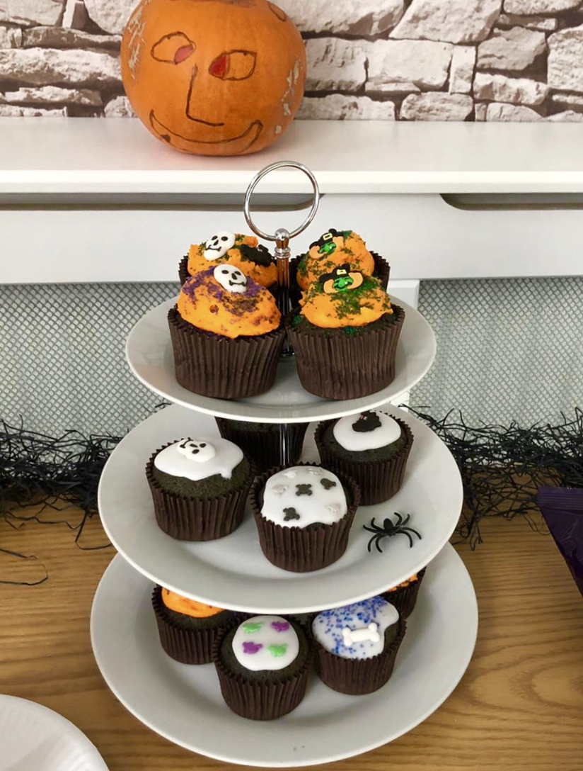 Halloween Party at Victoria House Care Centre